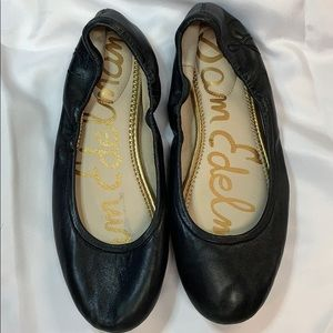 Sam Edelman | Fritz | black leather | 7 1/2 M